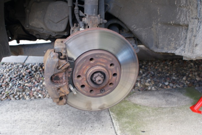 Disc And Pads Zafira Maintenance